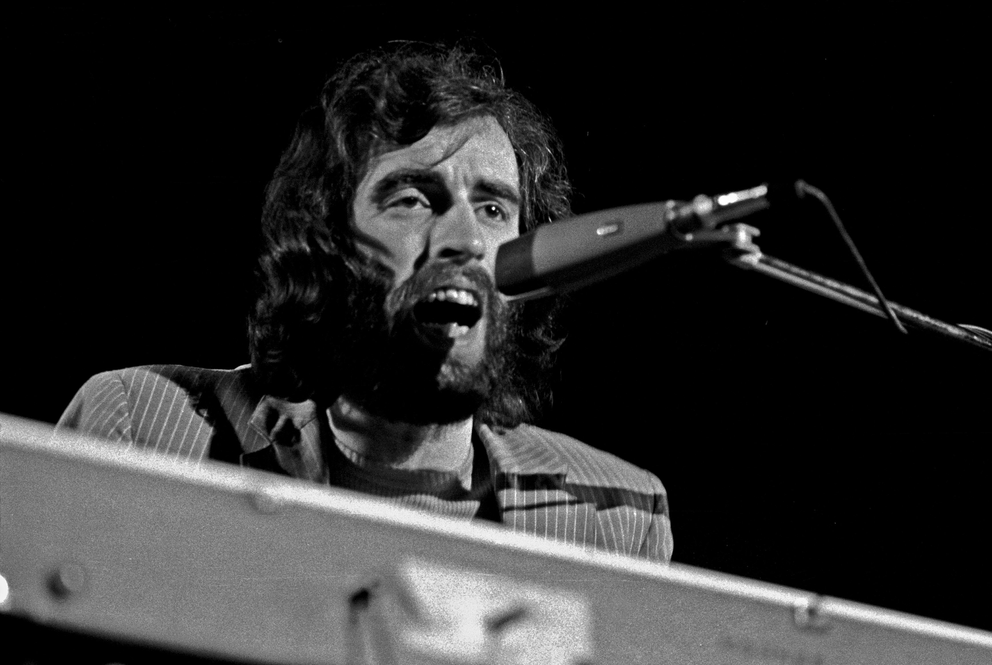 Richard Manuel Today in Music History Richard Manuel Born 1943